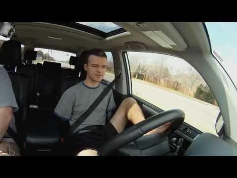 Driving Without Arms - Bartek Ostalowski