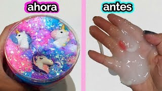 Video Extreme SLIME makeover renueva tu slime viejo MP3, 3GP, MP4, WEBM, AVI, FLV Desember 2018