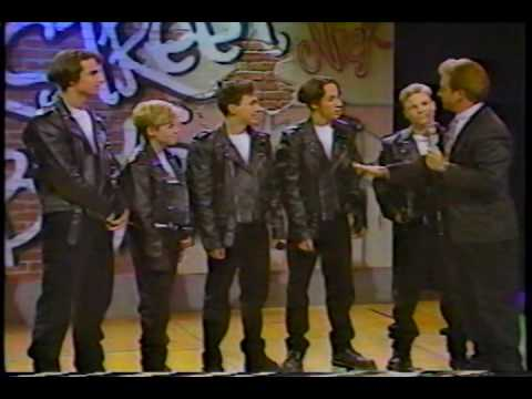 Backstreet Boys 6 News 1993