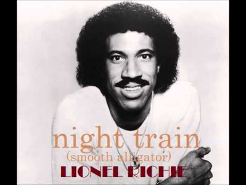 Lionel Richie - Night Train (Smooth Alligator) lyrics