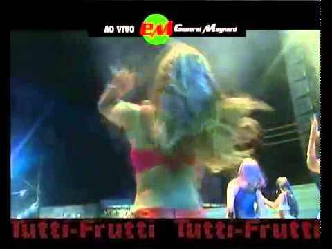 Tutti Frutti DVD Promo da Calcinha Preta em General Maynard