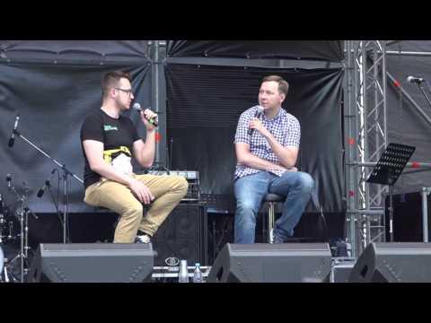 Geek picnic. Интервью Николая Горелова с Дмитрием Гришиным (видео)