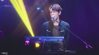 170721 데이식스(Day6) - Hi Hello (wonpil Focus) @ 대만 Live & Meet