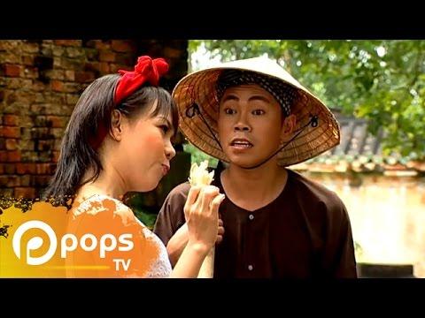 Hài VOVA - CÔ BÉ CỘT KHĂN ĐỎ - Hoài Tâm, Việt Hương