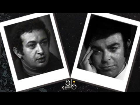 شاهد- نور الشريف يتحدث عن محمد خان للمرة الأولى في حوار تليفزيوني نادر