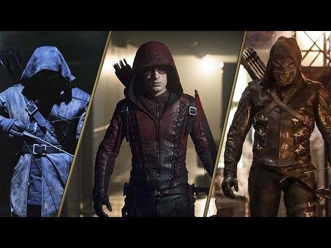 Top 10 best Arrow-verse archers