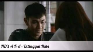 Terbaru !!! Ndx A.K.A ft PJR - Ditinggal Rabi (Lirik) (Video Klip)