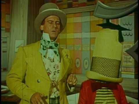 Alphabet Conspiracy (1959)