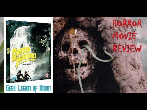 GREEN INFERNO ( 1988 Marco Merlo ) Aka Cannibal Holocaust 2 Horror Movie Review