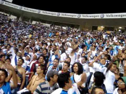 MALKRIADOS - SOY DEL PUEBLA - (BARRAS UNIDAS) - Malkriados - Puebla Fútbol Club