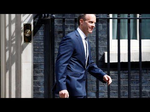 Νέος Υπουργός Brexit ο Ντόμινικ Ράαμπ