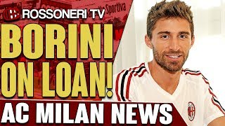 Fabio Borini has joined AC Milan on loan with obligation to buy. Let us know your thoughts in the comments!SUBSCRIBE for more AC Milan videos: http://www.RossoneriTV.comSUPPORT Rossoneri TV by making a donation: http://patreon.com/rossoneritvFOLLOW our social media accounts:► Twitter: http://www.twitter.com/RossoneriTV► Facebook: http://www.facebook.com/RossoneriTV► Instagram: http://www.instagram.com/RossoneriTV► Google+: http://plus.google.com/+RossoneriTVChannel♫Music By♫●Kronicle - The Jazz Man- https://youtu.be/81YqyCo1xno●Soundcloud - https://soundcloud.com/the-chemist-10