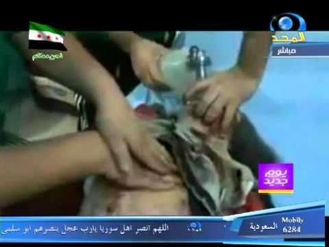 دعاء القنوت لأخوانا في سوريا – الشيخ أدريس