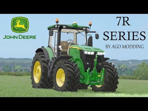 John Deere 7R series 2011 Europe v1.0.0.3