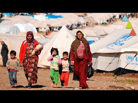 ¿Cómo funciona un campo de refugiados?