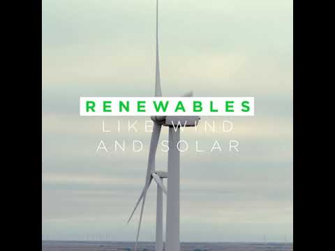 Help save Our Planet: Choose Renewable Energy