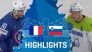 Франция - Словения4-1