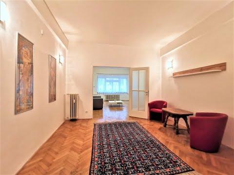 Video Pronájem bytu 2+1, 90 m2, Praha 1 - Nové Město, ulice Truhlářská, za 21 000 Kč / měs.