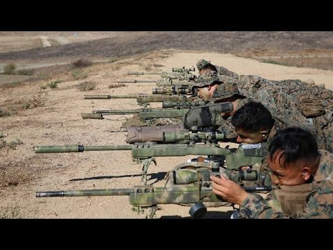 Marine Sniper Training – The First 2 Weeks of USMC Scout Sniper Training