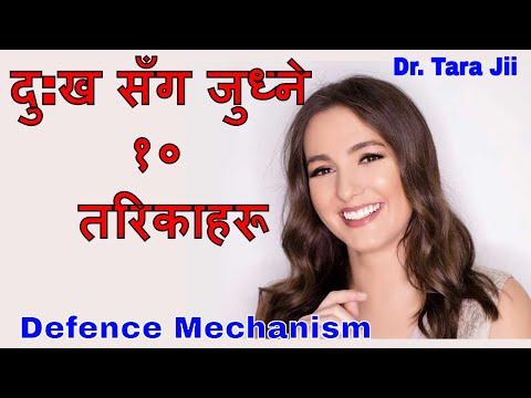 (आपद बिपद सँग जुध्ने १० प्रतिरक्षात्मक संयन्त्रहरू .Nepali Motivational Speech /video By Dr. Tara Jii - Duration: 18 minutes.)