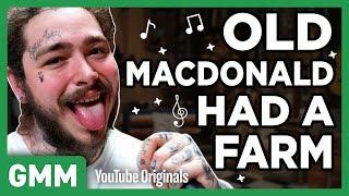 Video Post Malone Nursery Rhyme Raps MP3, 3GP, MP4, WEBM, AVI, FLV Februari 2018