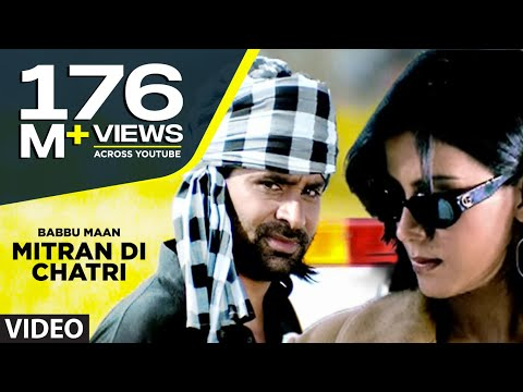"Babbu Maan : ""Mitran Di Chatri"" Full Video Song 