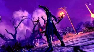 Видео к игре Blade and Soul из публикации: Blade & Soul - Полная версия трейлера класса Shaman (Warlock)
