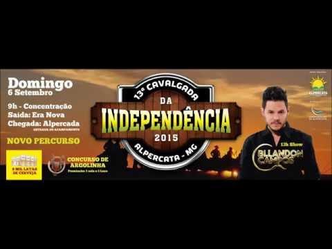 13ª Cavalgada da Independência de Alpercata