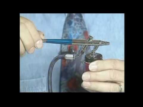 Badger Airbrush Introductilon to Airbrushes and Airbrush Using converted