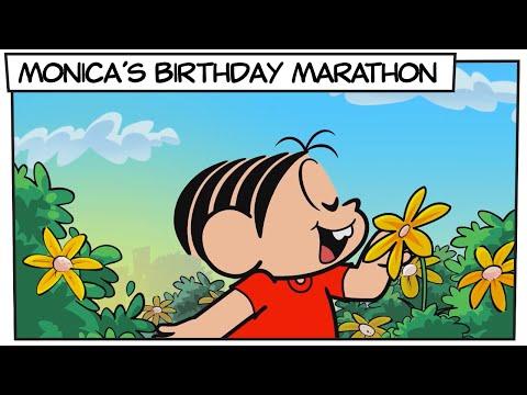 Monica and Friends   Monica's Birthday Marathon 🎂🥳