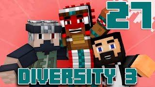 Team Canada Plays DIVERSITY 3 - EP27 (Custom Minecraft Map)