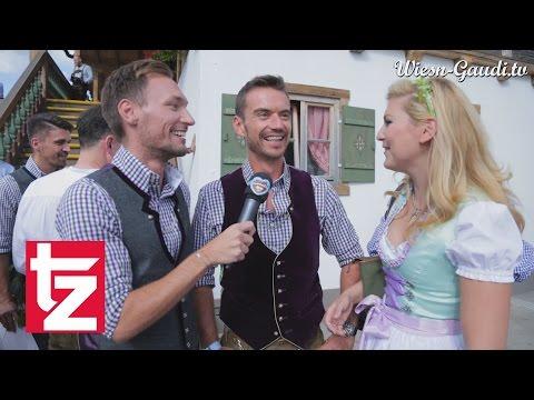 Florian Silbereisen über das Oktoberfest, seine Tracht und den Wiesn-Hit 2015