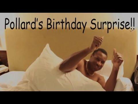 Mumbai Indians – Kieron Pollard's Birthday Surprise [2014]
