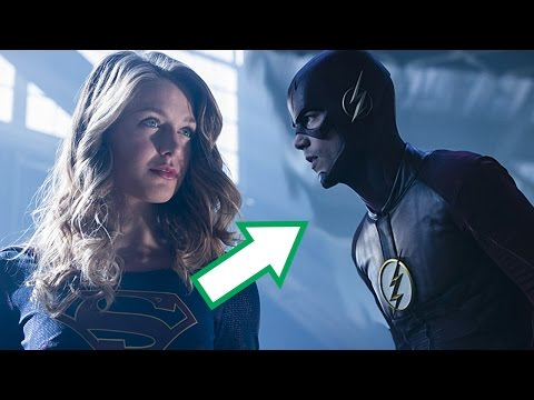"Supergirl Season 2 Episode 8 ""Medusa"" Review and Easter Eggs! (Crossover Part 1)"
