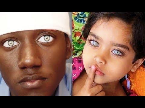உலகிலேயே மிக அழகான கண்கள் உள்ளவர்கள் இவர்கள் தான் Most Beautiful Eyes In The World