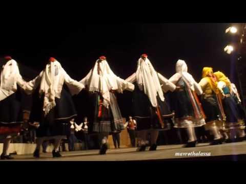 ΘΡΑΚΗ - Παραδοσιακοί χοροί και τραγούδια Δ. Θράκης