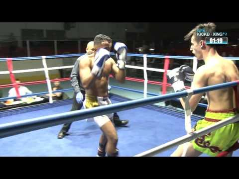 Brandon Gethin VS Kane Birring - AFK Feb 2016
