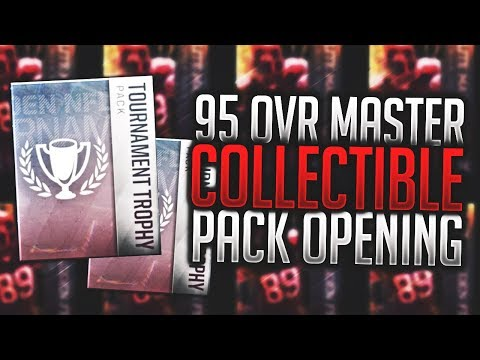 MAKING PROGRESS TOWARDS THE 95 OVR TOURNAMENT MASTER! Madden Mobile Tournament Reward Pack Opening
