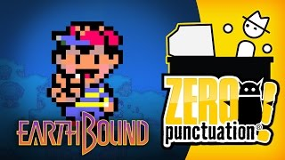 Video EarthBound - Not Your Typical JRPG (Zero Punctuation) MP3, 3GP, MP4, WEBM, AVI, FLV Maret 2018