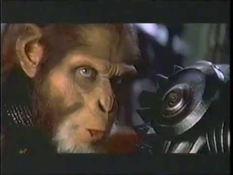 Planet Of The Apes Commercial (2001)
