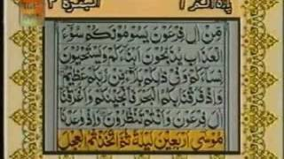 Tilawat Quran With Urdu Translation-surah Al-baqarah (madani) Verses: 40 - 59