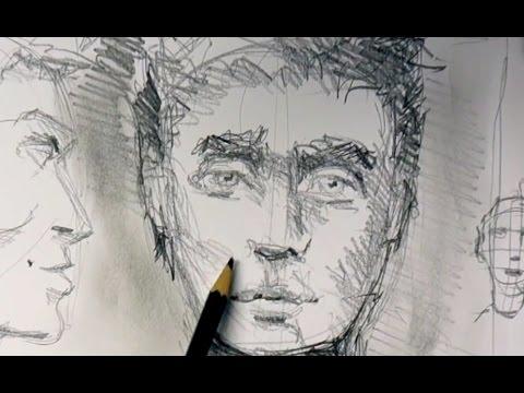 ganz einfach zeichnen lernen 1 DAS GESICHT