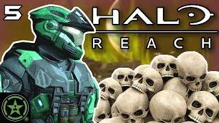 Easiest LASO Level Ever - Halo Reach: LASO (Part 5) by Let's Play