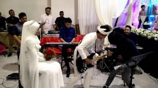 Download lagu Drama Band Biarkanlah Adib Intan Wedding Mp3