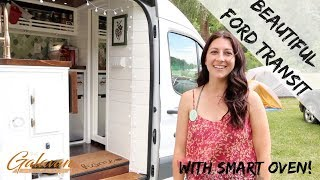 Video Beautiful Ford Transit Build w/ Great OVEN! MP3, 3GP, MP4, WEBM, AVI, FLV September 2019