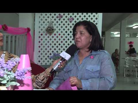 Campanha Outubro Rosa, no That's All, com Sacuntala Guimarães