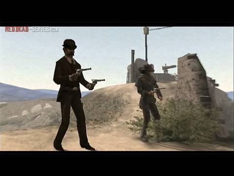 trucos de red dead revolver playstation 2