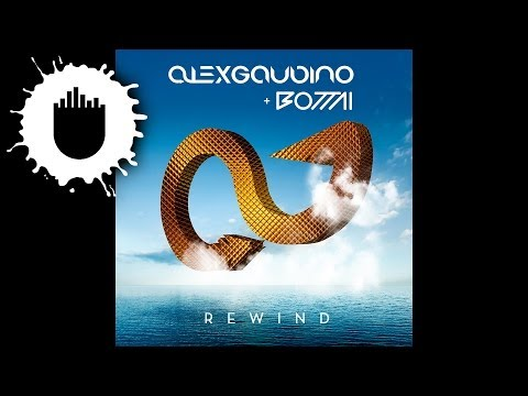 Alex Gaudino & Bottai - Rewind (Cover Art)