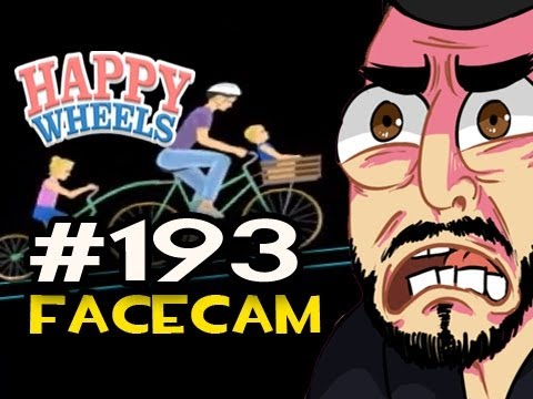 Happy Wheels w/Nova Ep.193 FACECAM - THE IRRESPONSIBLE MOM *NEW CHARACTER* Video