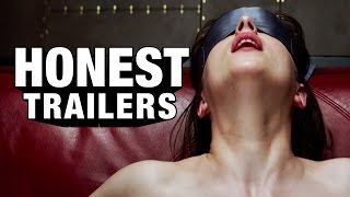 Fifty Shades of Grey - Honest Trailers (100th Episode!)
